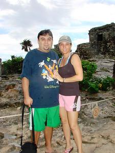 Carlos y Betty Rocha